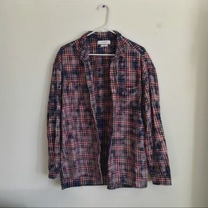 Urban Outfitters Warm Flannel